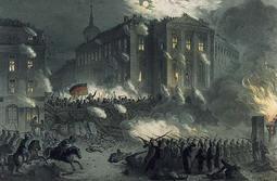 1848 г.: «Мартовская революция» в Германии