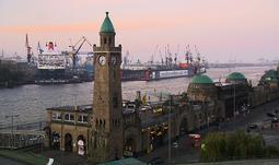 Гамбург, порт