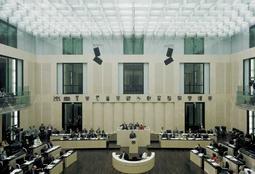 Бундесрат: представительство земель
